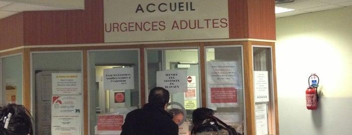 Hôpital Louis-Mourier is one of Guide des Maternités.
