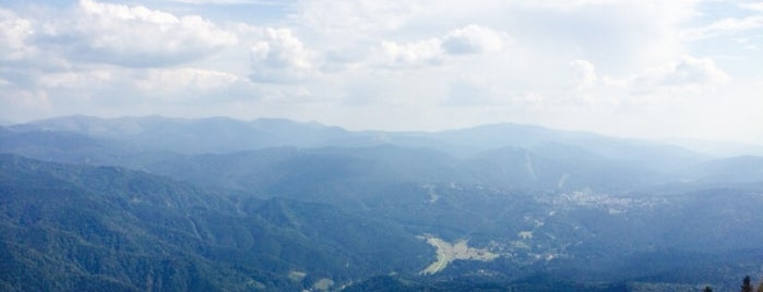 Vârful Postăvarul is one of Lugares favoritos de Matei.