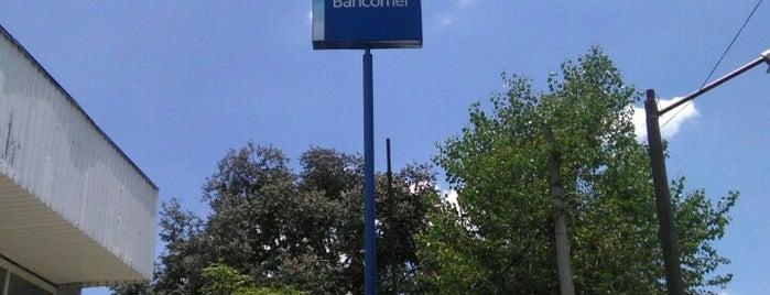 Bancomer Sor Juana is one of Posti che sono piaciuti a Alejandro.