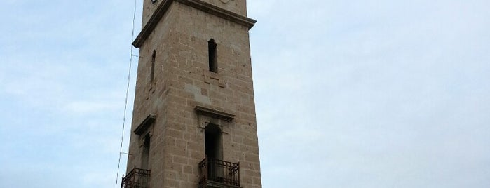 Tarihi Saat Kulesi is one of Tarih/Kültür (Marmara).