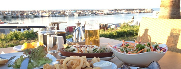 Meba Restaurant is one of İzm.