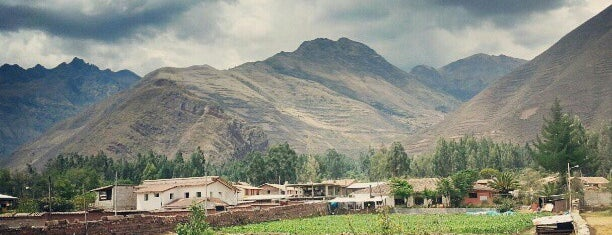 Valle Sagrado de los Incas is one of Perú.