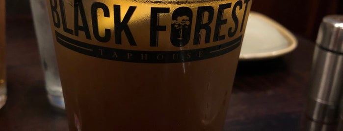 Black Forest Taphouse is one of Maryland restaurants to try.