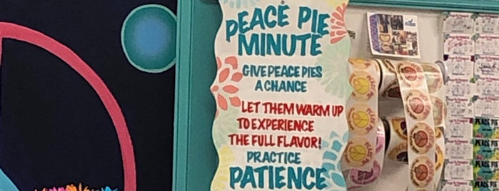 The Peace Pie is one of Charleston.