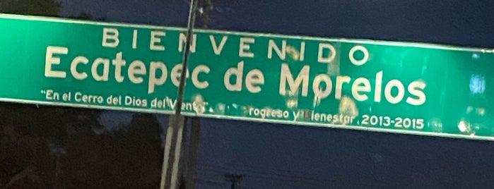 Ecatepec is one of Posti che sono piaciuti a Julio.