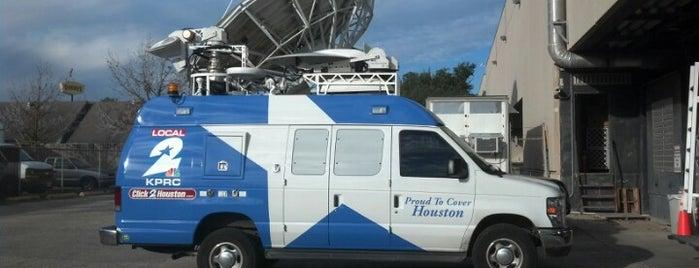 Channel 2 - NBC (KPRC-TV) is one of Orte, die Gil gefallen.