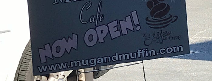 Mug And Muffin Café And Catering is one of G. Village.