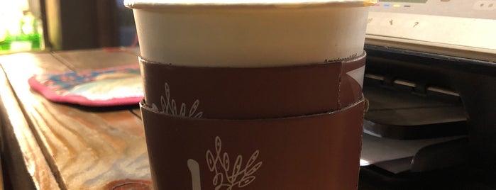 Caffe Bene is one of Locais curtidos por Bibishi.