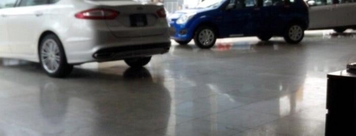 Ford Camsa is one of Jorge : понравившиеся места.