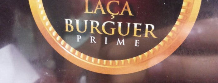 Laça Burguer Prime is one of Lugares favoritos de Cecília.