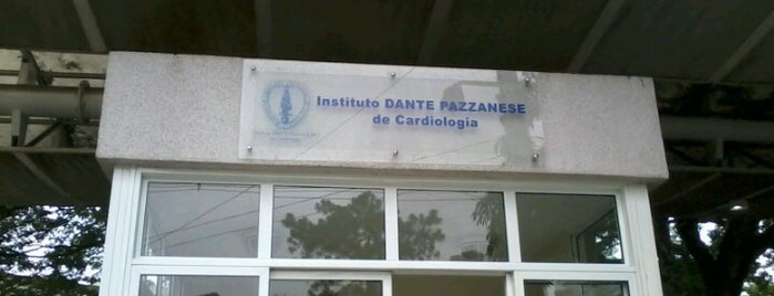 Instituto Dante Pazzanese de Cardiologia is one of Tempat yang Disukai M..