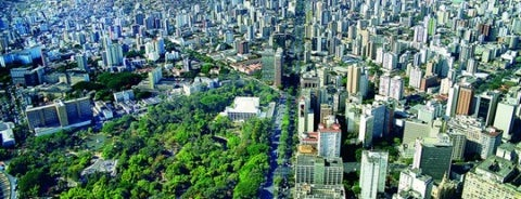 Belo Horizonte is one of Conseguir Mayorships.