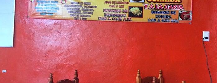"""Huaraches Y Quesadillas """"La Sector"""" is one of Lugares favoritos de Hilda."""