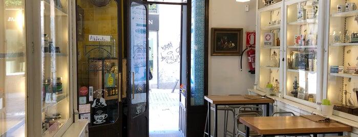 Café Farmacia is one of Spain & Portugal.