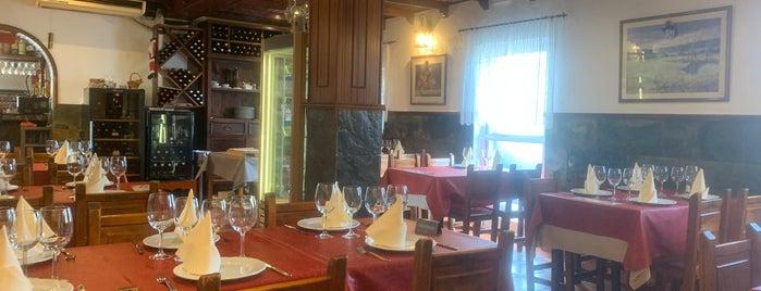 restaurante grill casa miranda is one of Calorías variadas (II).