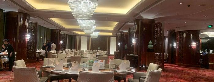 Man Ho Cantonese Restaurant is one of สถานที่ที่บันทึกไว้ของ Alexandra.