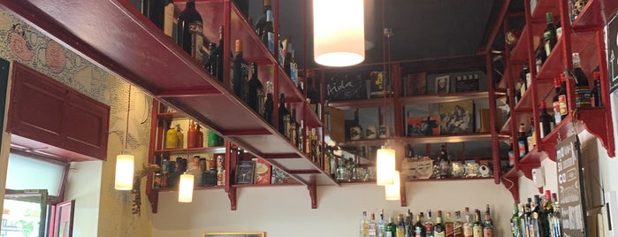 La Violeta is one of Madrid ( tapas ).