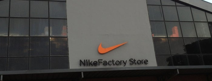 Nike Factory Store is one of A local's guide: 48 hours in Contagem, Brasil.