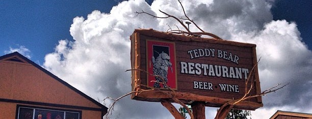 Teddy Bear Restaurant is one of Keeping Tabs.