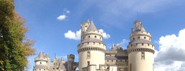 Château de Pierrefonds is one of TMP.