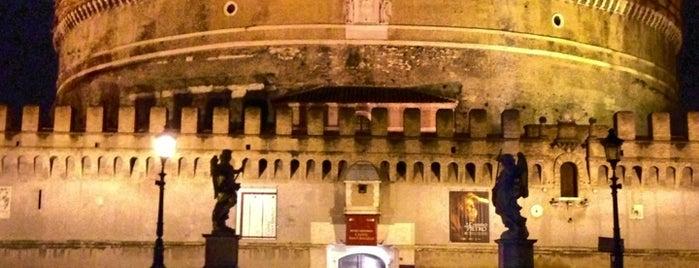 Castillo Sant'Angelo is one of Supova in Roma.