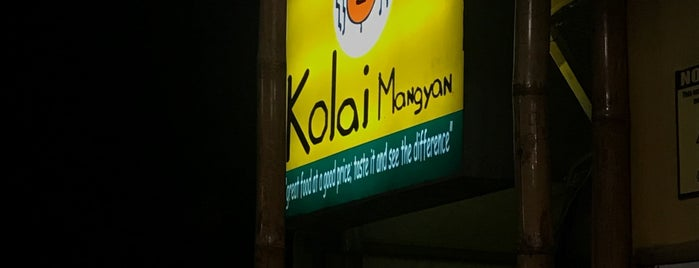 Kolai Mangyan Fudhaus is one of Lieux qui ont plu à Louis Anthony.