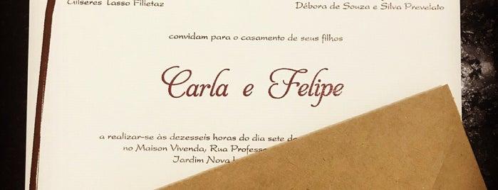 Espaço Maison Vivenda is one of Lugares favoritos de João Paulo.