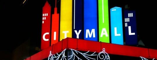 City Mall is one of TOP-100: Торговые центры Санкт-Петербурга.