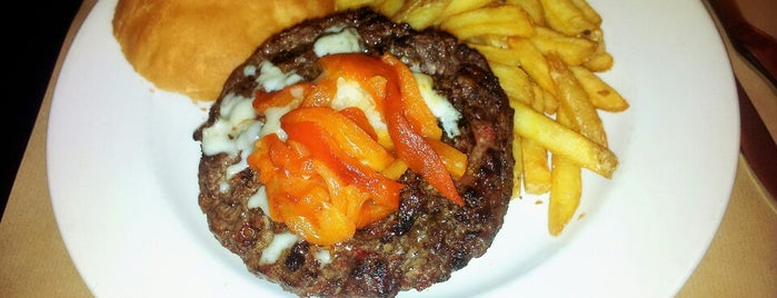 New York Burger is one of Hamburgueserias Madrid.