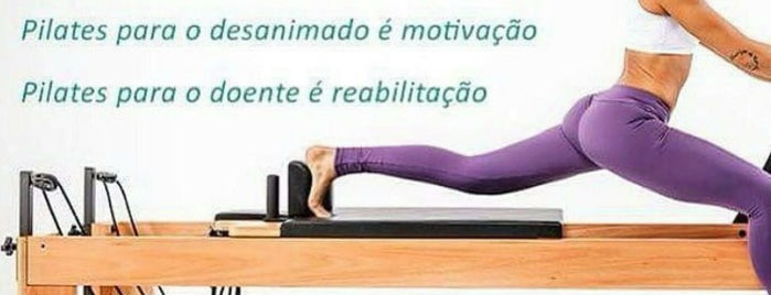 Pilates Studio Priscila Costa is one of Lugares favoritos de Priscila.