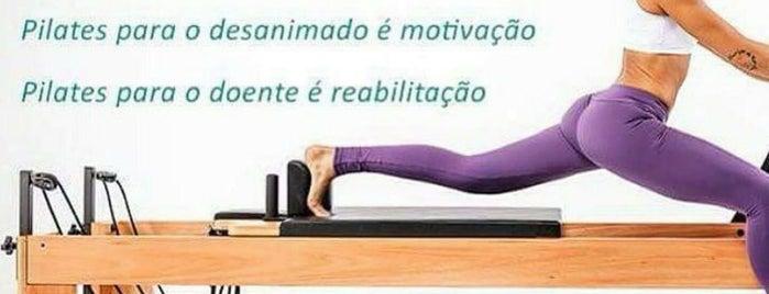 Pilates Studio Priscila Costa is one of Locais curtidos por Priscila.