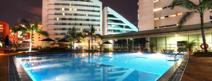 Hotel San Fernando Plaza is one of Lugares favoritos de Gislenne.