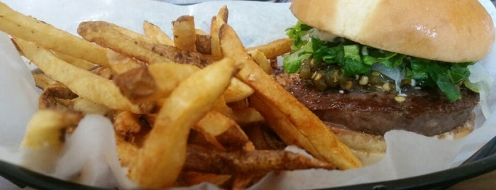 Perry's Burgers is one of BF bucket list.
