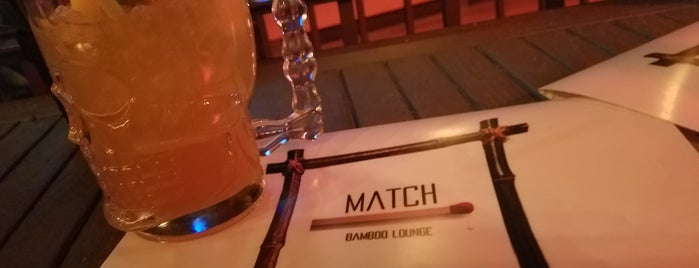 Match Bamboo Lounge is one of ATLANTA.