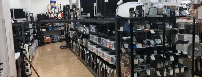 ハードオフ・オフハウス・ブックオフ浜松北寺島店 is one of 静岡の中古ゲーム・ホビーショップ.