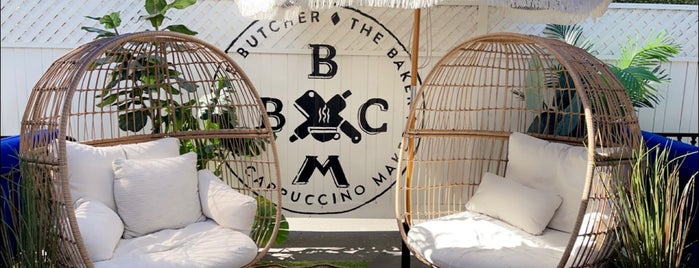 The Butcher, The Baker, The Cappuccino Maker is one of Los Angeles.