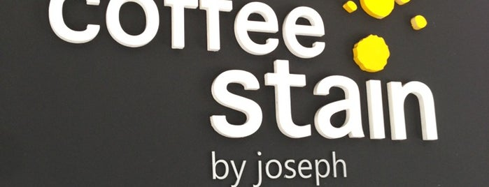 Coffee Stain by Joseph is one of Kopi Places.