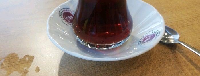 Coffeemania is one of Gizem : понравившиеся места.