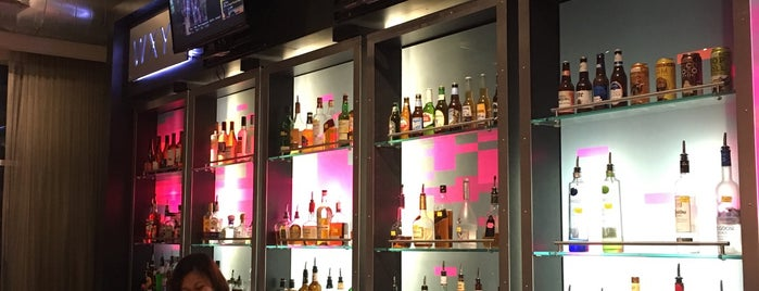 WXYZ Bar is one of Uptown Charlotte Dining and Nightlife.