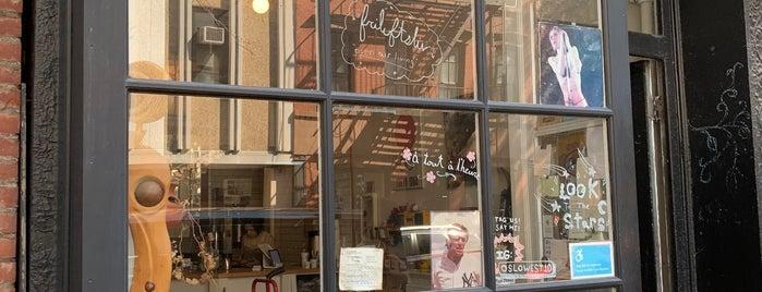 Oslo Coffee Roasters is one of Fav NY Food.