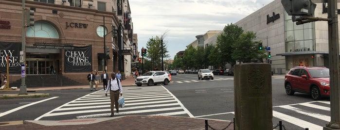 DC/MD Boundary Stone is one of Washington, DC.