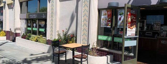 Windmill Coffee House is one of Berkeley.