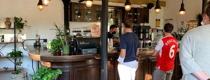 Kobrick Coffee Co. is one of WorkingNotWorking.