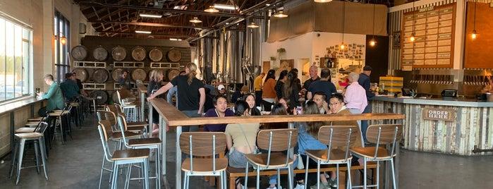 Fieldwork Brewing Company is one of Do: Oakland ☑️.