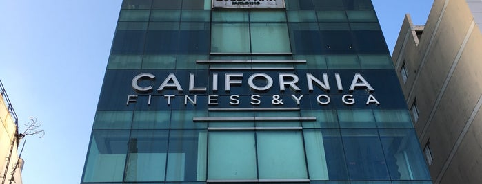 California Fitness And Yoga Center Quận 1 is one of Wifi paswords.