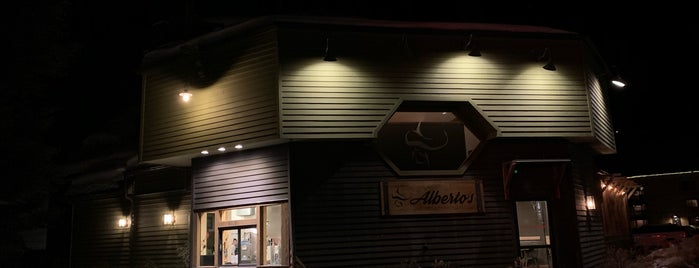 Alberto's is one of Park City.