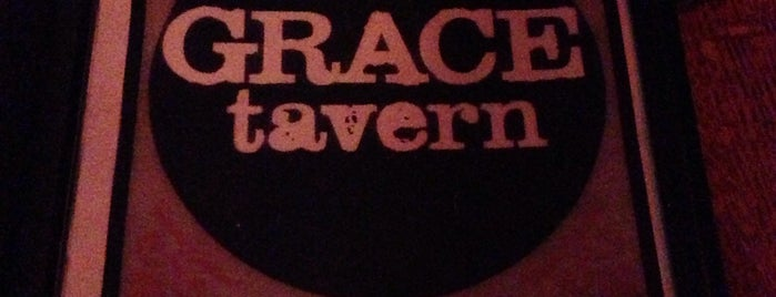 Grace Tavern is one of Philly.