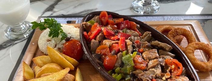 ADA Garden Restaurant is one of Orte, die AfraAs gefallen.