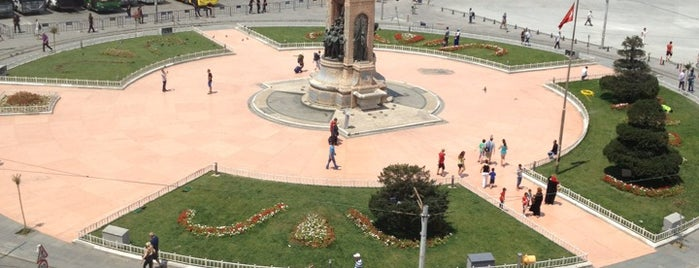 Plaza Taksim is one of تركيا.