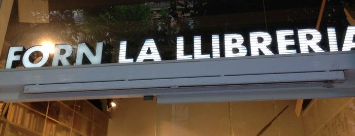 Forn La Llibreria is one of Barcelona.